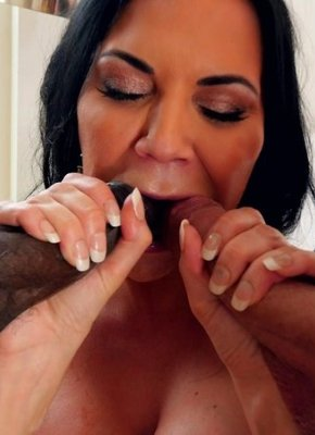 mouthful of cock babes